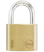 Thumbnail of Yale YE1 Essential 40mm Brass Padlock