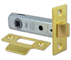 Legge 3722 - Tubular Latch (79mm, Polished Brass)