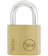 Thumbnail of Yale YE1 Essential 30mm Brass Padlock