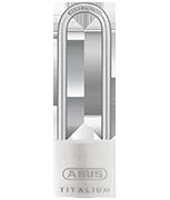 Thumbnail of ABUS TITALIUM 64TI/30 Long 60mm Shackle Padlock