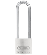 Thumbnail of ABUS TITALIUM 64TI/30 Long 60mm Shackle Padlock