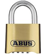 Thumbnail of ABUS Nautilus Code 180IB/50 Marine Grade Combination Padlock