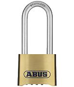 Thumbnail of ABUS Nautilus Code 180IB/50 Marine Grade Long 63mm Shackle Combination Padlock