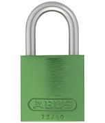 Thumbnail of ABUS Aluminium 72/40 Fresh Green Padlock