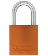 Thumbnail of ABUS Aluminium 72/40 Orange Padlock