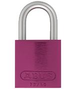 Thumbnail of ABUS Aluminium 72/40 Pink Padlock