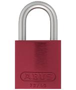 Thumbnail of ABUS Aluminium 72/40 Red Padlock