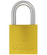 Thumbnail of ABUS Aluminium 72/40 Yellow Padlock