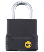 Thumbnail of Yale Y227 Protector 45mm Weatherproof Padlock