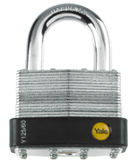 Thumbnail of Yale Y125 60mm Laminated Steel Padlock