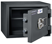 Burton Eurovault Home Safe Size 1E - Eurograde 0 Digital Safe