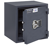 Thumbnail of Burton Eurovault LFS Home Safe Size 3E - Eurograde 0 Digital Safe