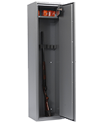 Thumbnail of JFC Rifle - 9 Gun Safe (with locking top)