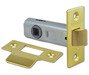 Legge 3721 - Tubular Latch (64mm, Polished Brass)