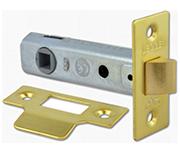 Legge 3722 - Tubular Latch (79mm, Polished Brass)