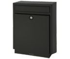 Brabantia - B100 Black Post Box