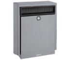 Thumbnail of Brabantia - B410 Silver Post Box