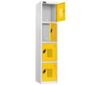 Thumbnail of Probe 4 Door - Yellow Recharge Locker