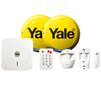 Yale Smart Home Alarm & View Kit - SR-330