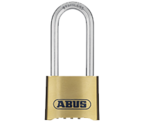 Thumbnail of ABUS Nautilus Code 180IB/50 Marine Grade Long 63mm Shackle Combination Padlock