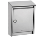 Brabantia - B110 Stainless Steel Post Box