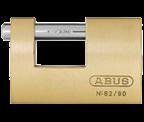 Thumbnail of ABUS Monoblock 82/90 Shutter Padlock