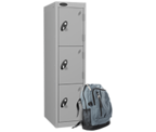 Thumbnail of Probe 3 Door - Grey Low Locker