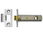 Thumbnail of Asec Tubular Latch (76mm, Satin Chrome)