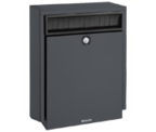 Brabantia - B410 Dark Grey Post Box