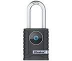 Thumbnail of Master Lock Bluetooth Smart Padlock 4401 (outdoor)