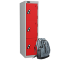 Thumbnail of Probe 3 Door - Red Low Locker