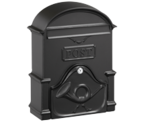 Thumbnail of Guernsey Black - Cast Aluminium Post Box