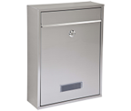 Simplex - Stainless Steel Post Box