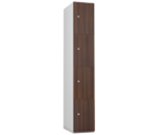 Thumbnail of Probe 4 Door - Walnut Timberbox Locker