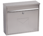 Thumbnail of Correo - Stainless Steel Post Box