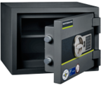 Thumbnail of Burton Eurovault Home Safe Size 1E - Eurograde 0 Digital Safe